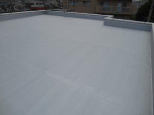 屋上防水後