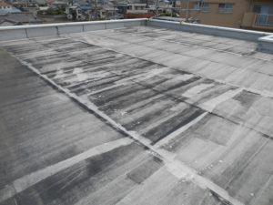 屋上防水前